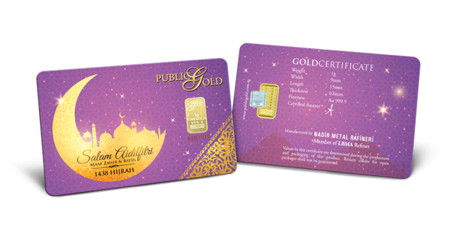 Hari Raya - 1 gram Gold Bar  (3)