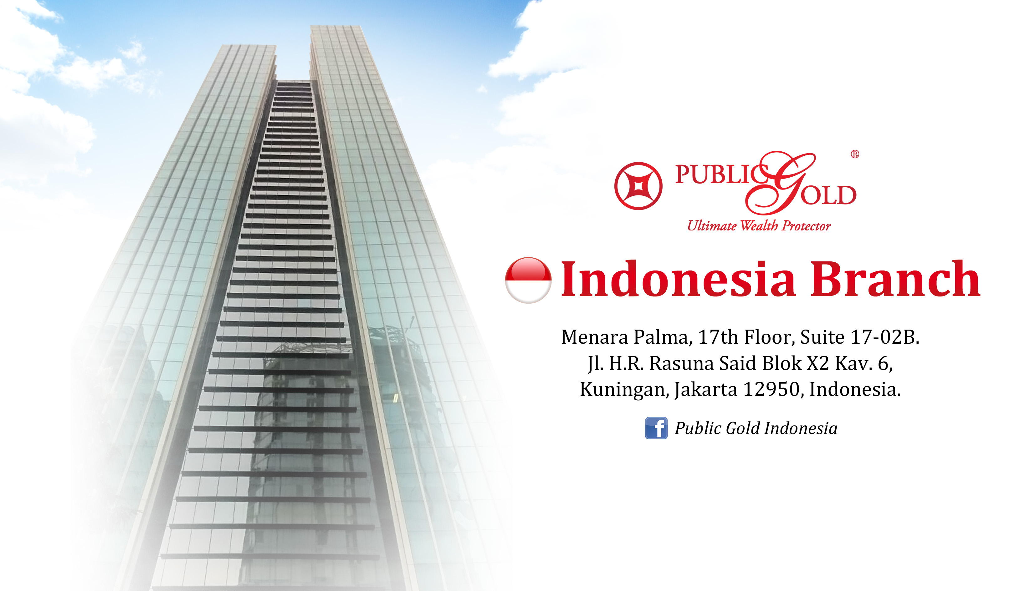 public gold indonesia