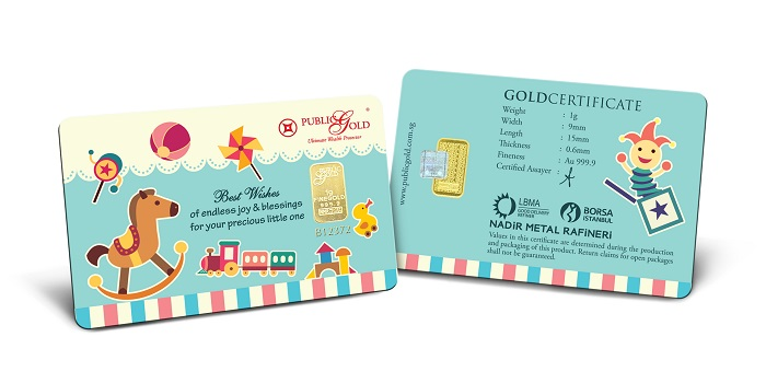 1 Gram Gold Bar 999 9 Special Gift For Your Loved One